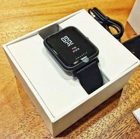 Relógio Xiaomi Ótimo a custo Benefício!