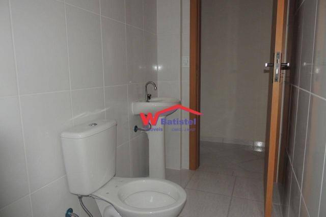Apartamento com 2 dormitórios à venda, 53 m² rua são pedro nº 295 - vila alto da cruz iii  - Foto 15