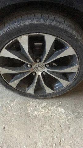 Honda Civic 2014 sucata somente peças - Foto 5