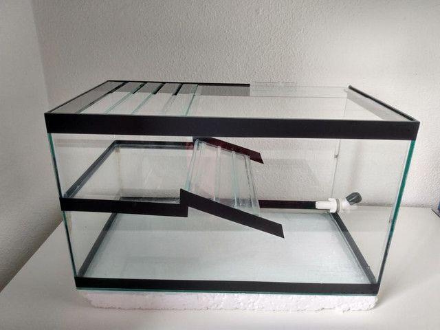 Vende se aquário para tartaruga - Foto 5