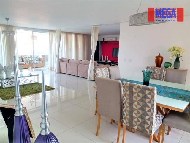 Apartamento com 4 suítes à venda - Lagoa Seca - Juazeiro do Norte/CE - Foto 18