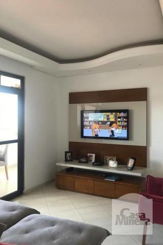 Apartamento à venda com 3 dormitórios em Alto caiçaras, Belo horizonte cod:269921 - Foto 4