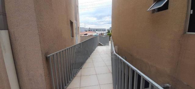 Apartamento para alugar com 3 quartos por R$ 1.100/mês + Taxas - Sítio Cercado - Curitiba/ - Foto 20