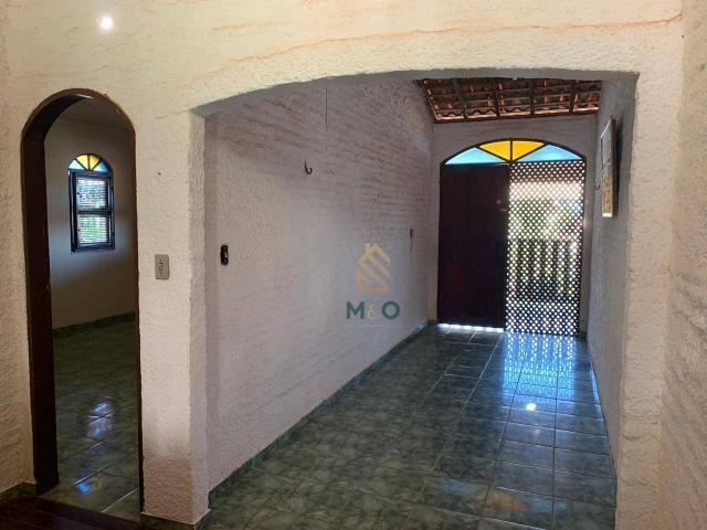 Casa com 6 dormitórios à venda, 400 m² por R$ 1.500.000,00 - Porto das Dunas - Aquiraz/CE - Foto 18