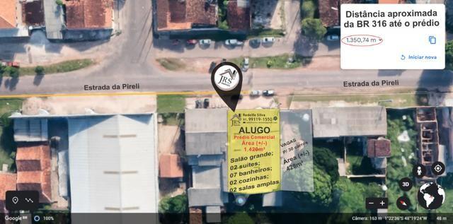 Alugo Prédio Comercial na Estrada da Pireli - Marituba/PA - Foto 18