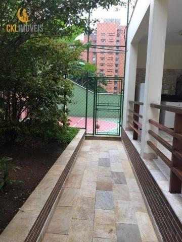 Apartamento com 4 dormitórios à venda, 300 m² por R$ 4.100.000 - Indianópolis - São Paulo/ - Foto 15