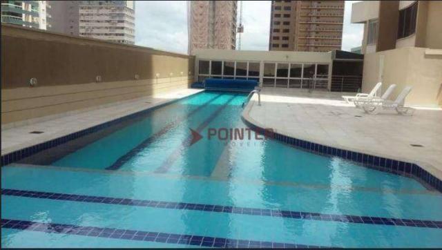 Apartamento com 2 dormitórios 1 vaga, à venda, 55 m² Jardim Goiás - Goiânia/GO - Foto 5