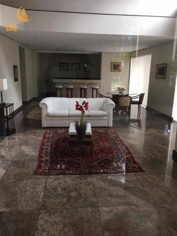 Apartamento com 4 dormitórios à venda, 300 m² por R$ 4.100.000 - Indianópolis - São Paulo/ - Foto 8