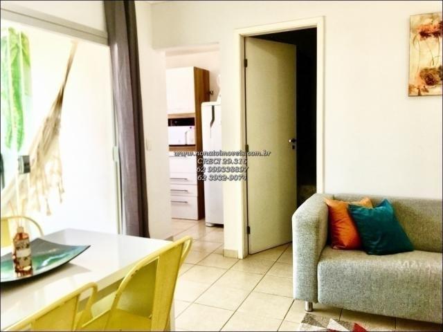 Lindo apartamento mobiliado no ST Bela Vista ! 2 Quartos ( 1 suite ) - Foto 6