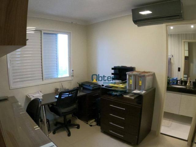Apartamento com 3 suítes para alugar por R$ 7.150/mês - Setor Marista - Foto 20