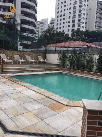 Apartamento com 4 dormitórios à venda, 300 m² por R$ 4.100.000 - Indianópolis - São Paulo/ - Foto 16