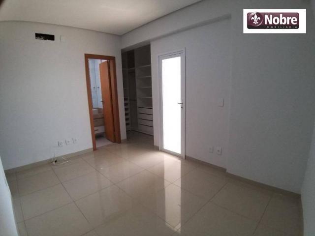 Apartamento com 3 dormitórios à venda, 92 m² por r$ 470.000,00 - plano diretor sul - palma - Foto 18