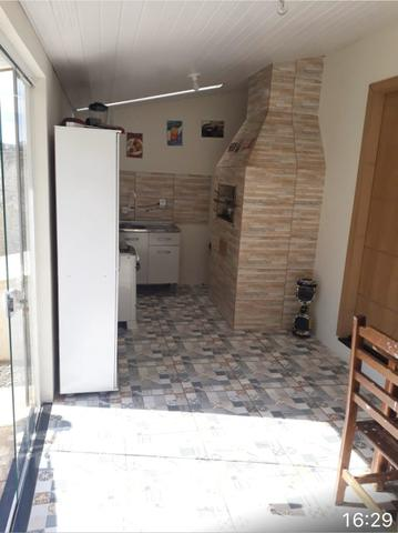 Casa 143 m2 edificada em terreno de 700 m2 - Uvaranas ? Ponta Grossa PR - Foto 9