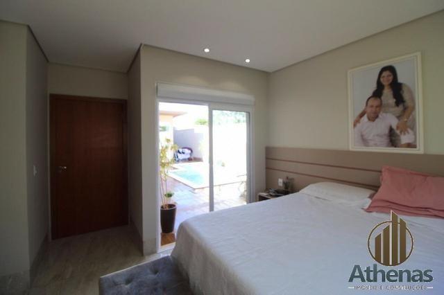 Condomínio Belvedere casa térrea com 3 Suítes sendo 1 master com clouset - Foto 6
