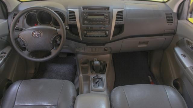 HILUX 2009/2010 3.0 SRV 4X4 CD 16V TURBO INTERCOOLER DIESEL 4P AUTOMÁTICO - Foto 7