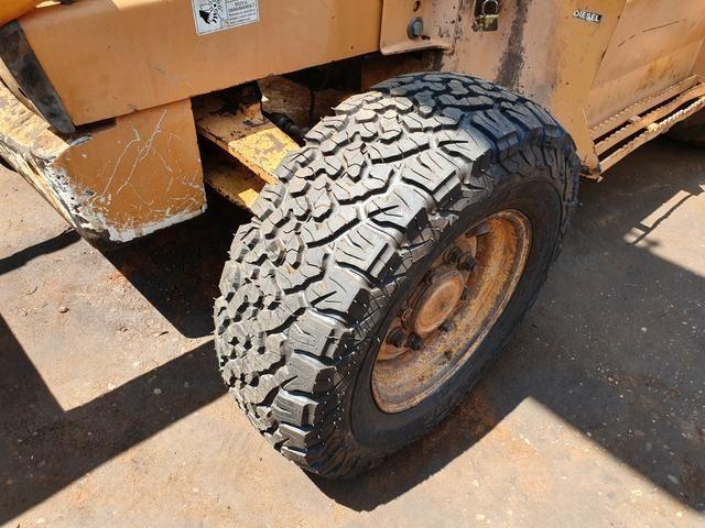 PA Carregadeira Case 580 M 4x2 Ano 2010 (100% de procedência boa)