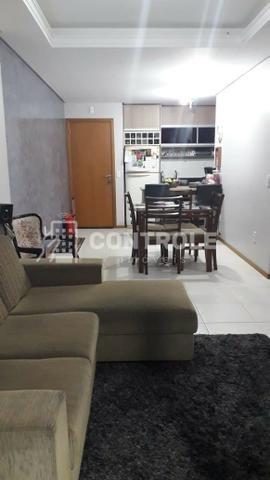 (W) Apartamento 02 dormitórios semi-mobiliado, em Jardim cidade, São José. - Foto 11