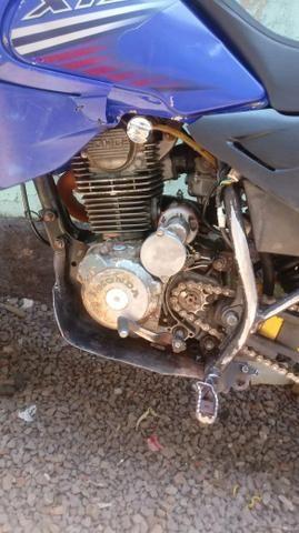 XTZ com motor OHC 200cc - Foto 6