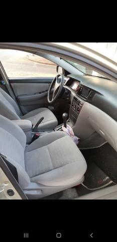 Corolla 2003 automatico completo - Foto 6