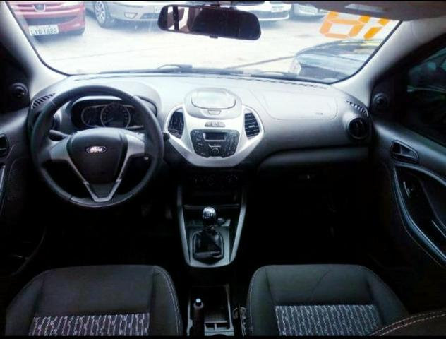 Ford Ka hatch 1.0 completo+gnv+48x851,00 - Foto 6