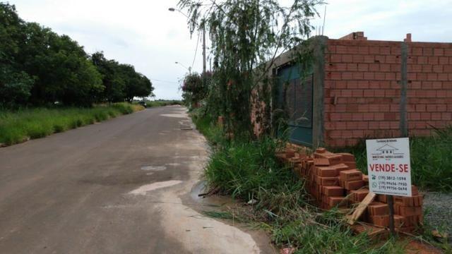 Terreno com escritura registrada no Residencial Souza Queiroz em Cosmópolis-SP. (TE0081) - Foto 4