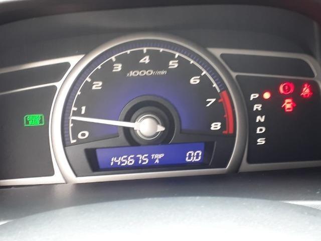 Honda Civic LXL 1.8 Flex 16V Automático - Foto 8