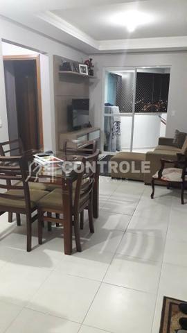 (W) Apartamento 02 dormitórios semi-mobiliado, em Jardim cidade, São José. - Foto 12