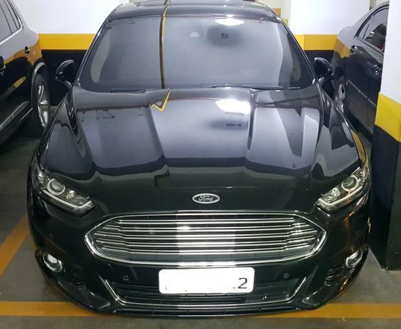 Ford fusion AWD TITANIUM 2.0 automatico gasolina - Foto 9