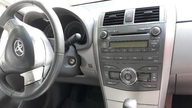 Vendo corolla xei 2009/10 automatico