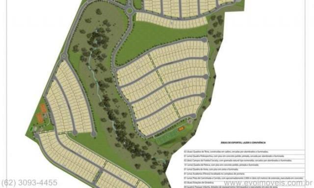 Terreno à venda em Jardins nápoles, Senador canedo cod:AR2816 - Foto 3
