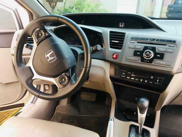 Civic Honda 2.0 ano 2014. Automático - Foto 6