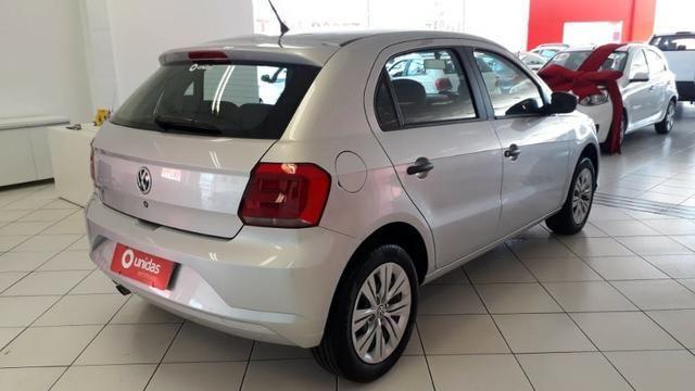 VW Gol 1.0 Mpi Completo+Mídia *IPVA 2020 PAGO - Foto 6