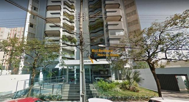 Apartamento Ed. Itacolomi, Duplex com 5 dormitórios à venda, 600 m² por R$ 2.700 - Centro