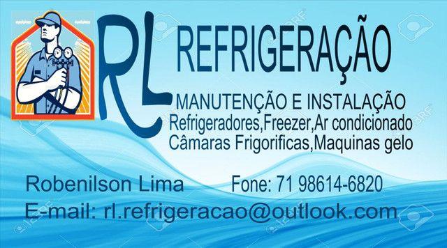 Serviços Técnicos Refrigeração