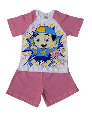 Pijama Infantil Luccas Neto - Calor - Foto 2