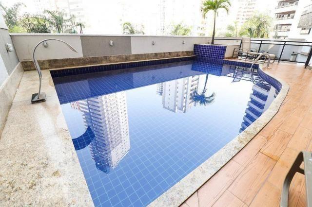 Flat com 1 dormitório para alugar, 30 m² por R$ 1.500,00/mês - Setor Oeste - Goiânia/GO - Foto 3