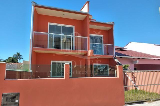 JD346 - Sobrado com 3 suítes + 1 dormitório térreo em Barra Velha/SC - Foto 3