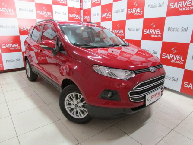 Ford Ecosport SE 1.6 manual