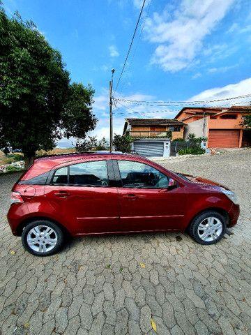 Chevrolet Agile 1.4 LTZ Top Linha c/ GNV MUITO NOVO! DOC OK TODO REVISADO - Foto 14