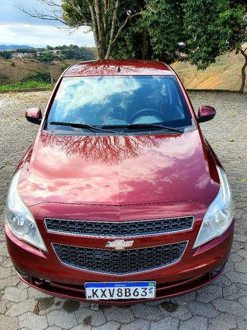 Chevrolet Agile 1.4 LTZ Top Linha c/ GNV MUITO NOVO! DOC OK TODO REVISADO - Foto 11
