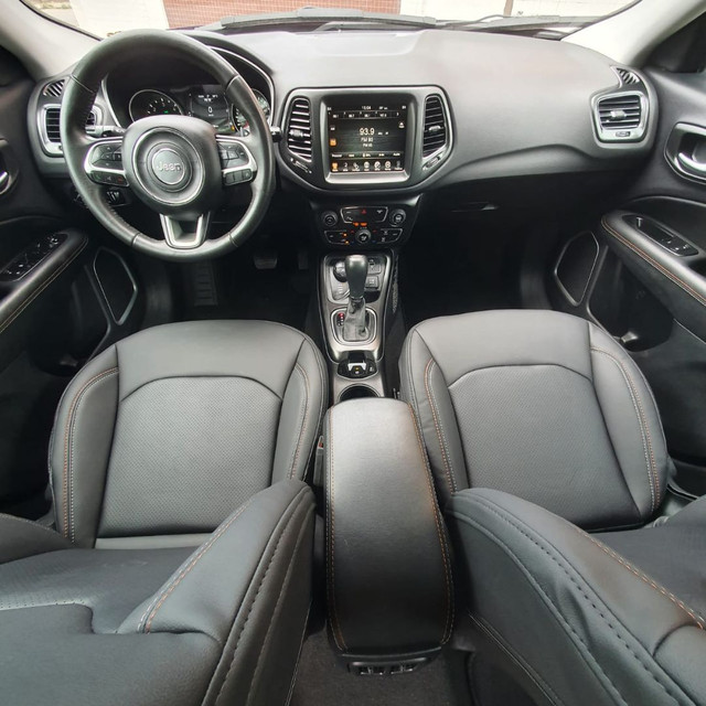 Jeep Compass 2017 Longitude Diesel 4x4  - Foto 5