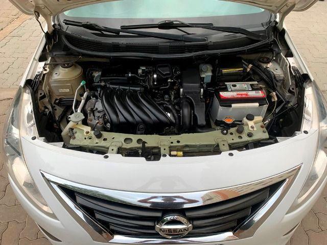 Nissan Versa 1.6 SV 2016 Completíssimo Nada a Fazer IPVA 2020 pago - Foto 17