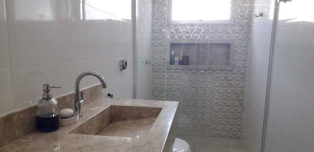 Casa 3 quartos 4 garagens condomínio fechado B. S. Maria Uberaba - Foto 8