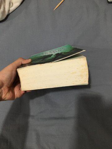 Livro O temor do sábio  - Foto 4