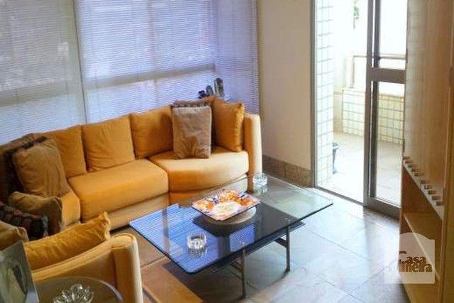 Apartamento à venda com 4 dormitórios em Serra, Belo horizonte cod:108355 - Foto 2