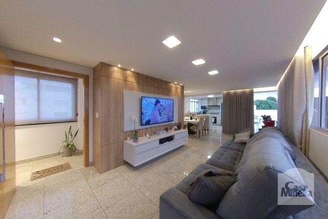 Apartamento à venda com 4 dormitórios em Santa rosa, Belo horizonte cod:275927