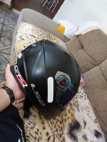 Vendo capacete LS2 - Foto 6