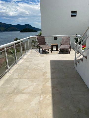 Casa 3 quartos com Vista Maravilhosa (área nobre- Ilha de Caras) Angra dos Reis - Foto 9
