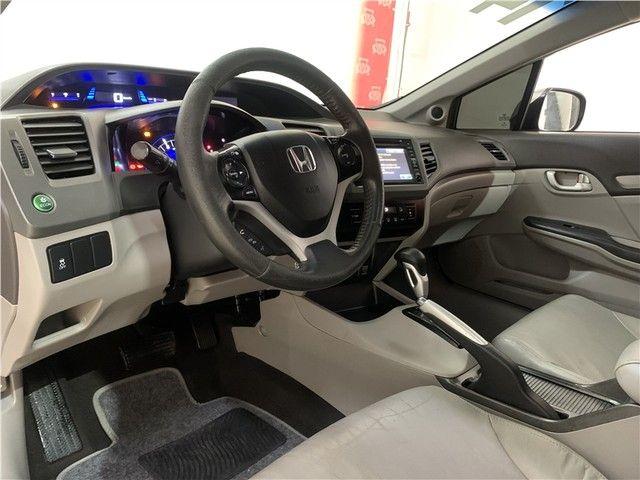 Honda Civic 2014 2.0 exr 16v flex 4p automático - Foto 6