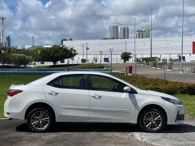 TOYOTA COROLLA GLI 1.8 UPPER AUTOMÁTICO CVT FLEX 2017/2018 - JPCAR  - Foto 6
